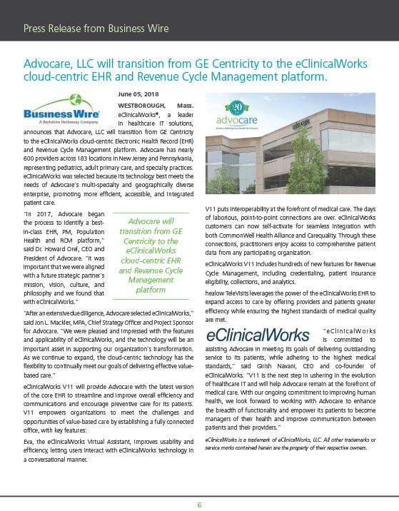 Advocare Transformation - July 2018   Advocare Transformation