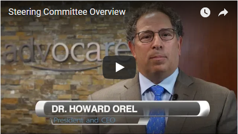 Steering Committee Overview_09182018   Advocare Transformation